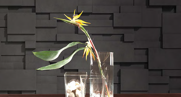 Gran Geometrico Panel-Feature wall panel Design