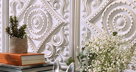 Loyra-Feature wall panel Design