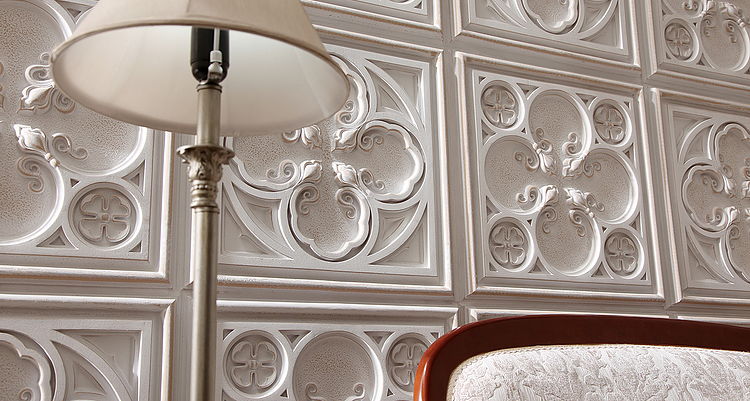 Alhambra-Feature wall panel Design