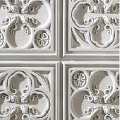 1001 Aged White-Feature wall panel Design