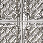 1012 Ochre Decape-Feature wall panel Design