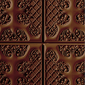 1005 Rusty-Feature wall panel Design