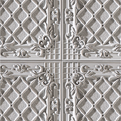 1021 Aged White-Feature wall panel Design