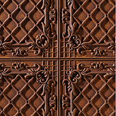 1025 Rusty-Feature wall panel Design