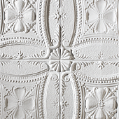 1040 Italian White-Feature wall panel Design