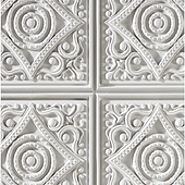 1051 Aged White-Feature wall panel Design