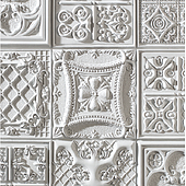 1060 Italian White-Feature wall panel Design