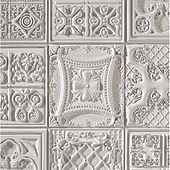 1061 Aged White-Versalles-Feature wall panel Design