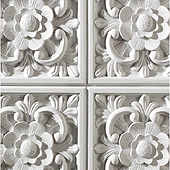 1071 Aged White-Feature wall panel Design
