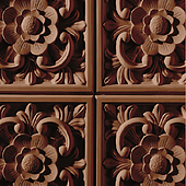 1075 Rusty-Feature wall panel Design