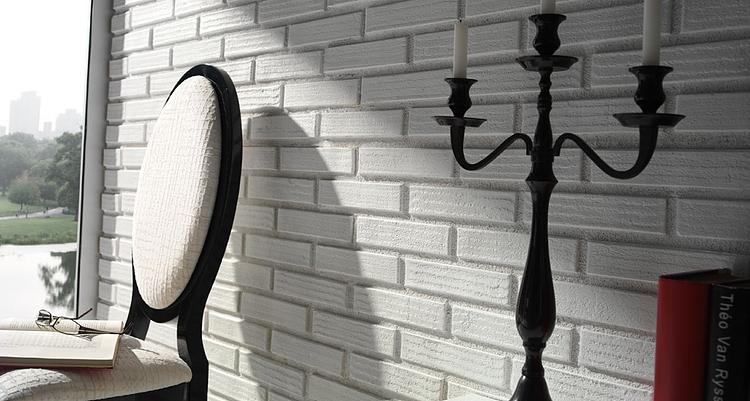 Ladrillo Caravista Panel-Feature wall panel Design