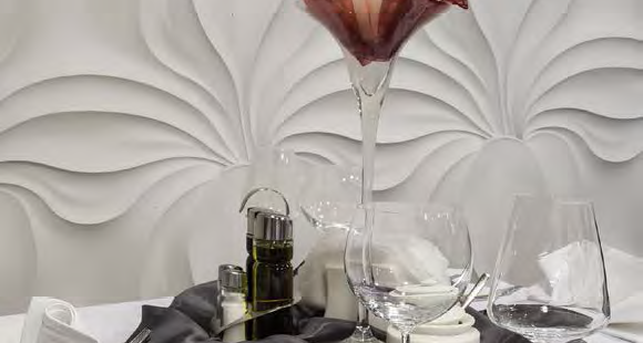 Flor Panel-Feature wall panel Design
