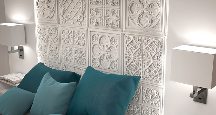Versalles-Feature wall panel Design
