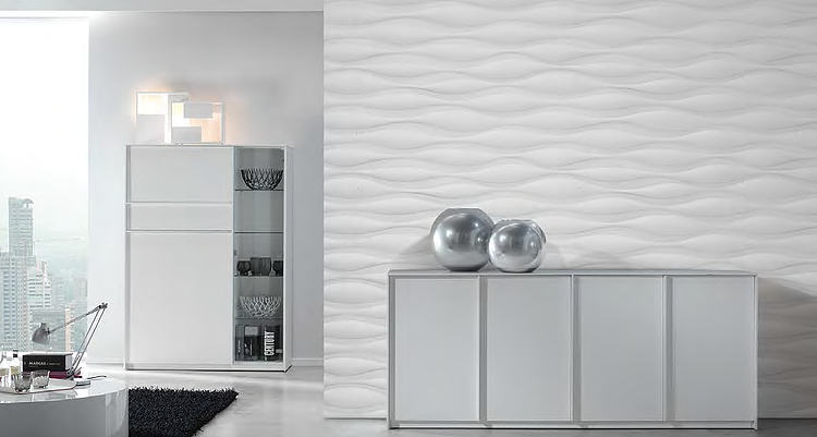 Harmony Panel-Feature wall panel Design