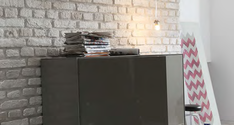 Urban Brick Panel-Feature wall panel Design
