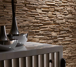 Alpes Stone Panels-Feature wall panel Design