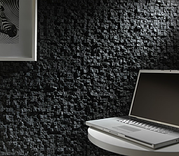 Cubic Panels-Feature wall panel Design