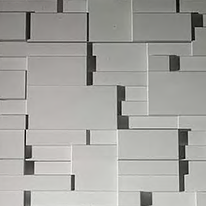 LF-680 Italian White-Feature wall panel Design