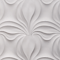 LF-690 Italian White-Feature wall panel Design
