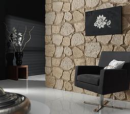 Mamposteria Random Stone-Feature wall panel Design