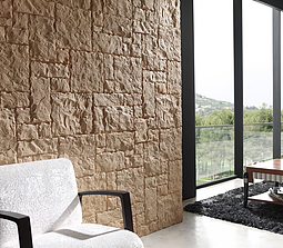 Mamposteria Regular Stone-Feature wall panel Design
