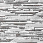 PR-163 Italian White-Feature wall panel Design