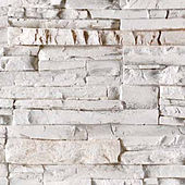 PR-25 Italian White-Feature wall panel Design