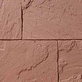 PR-332 Brick Red-Feature wall panel Design