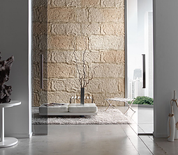 Sillar Viejo Stone Panel-Feature wall panel Design