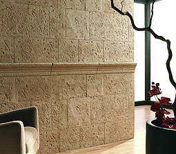 Sillares Stone Panel-Feature wall panel Design