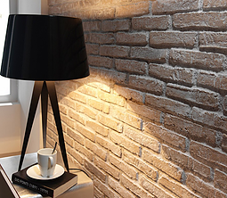 Rustic Brick Panels-Feature wall panel Design