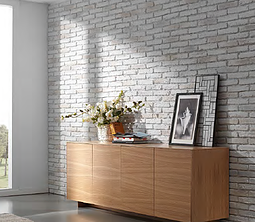 Adobe Brick Panels-Feature wall panel Design