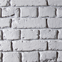 Old British Brick White / PR-551-Feature wall panel Design