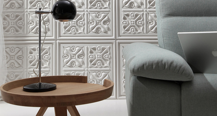 Belver-Feature wall panel Design